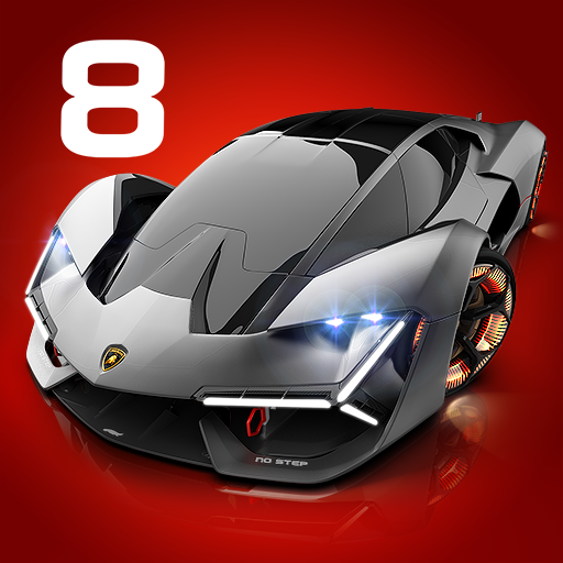 Asphalt 8: Airborne  (Kindle Tablet Edition) (Spielen Wagen)