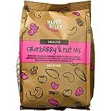 Marchio Amazon - Happy Belly Mix di frutta secca a guscio con mirtilli rossi , 7 x 200 g