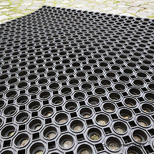 Paddockmatte | 1,0m x 1,5m | Stärke: 23mm | Paddockplatte | 19 kg -