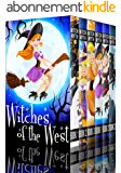 Witches of the West: A collection of Cozy Witch Mysteries (English Edition)