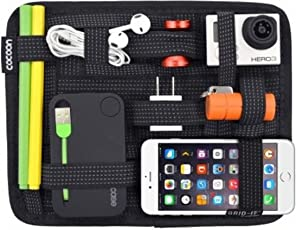 DivineXt Vehicle Storage Plate Grid it Electronics Cosmetics Tool any other organizer Bag
