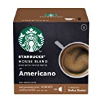 STARBUCKS House Blend by NESCAFÉ Dolce Gusto – Medium Roast (12 Capsules)