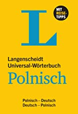 Langenscheidt Universal-Wörterbuch Polnisch - mit Tipps für die Reise: Polnisch-Deutsch/Deutsch-Polnisch (Langenscheidt Universal-Wörterbücher)