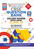 Oswaal CBSE Question Bank Class 10 Science Chapterwise & Topicwise (For March 2020 Exam)