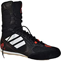 adidas Scarpa Uomo Sport Scamosciata Colore Nero Modello Boxing