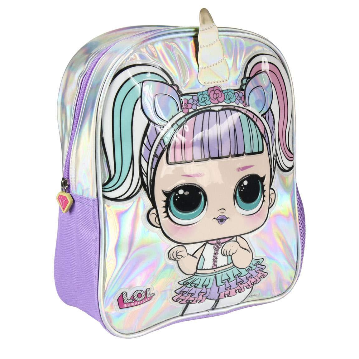 negozio ufficiale Più affidabile colore attraente Cerdá Lol 2019 Zainetto per bambini, 32 cm, Multicolore (Multicolor) -  FACESHOPPING