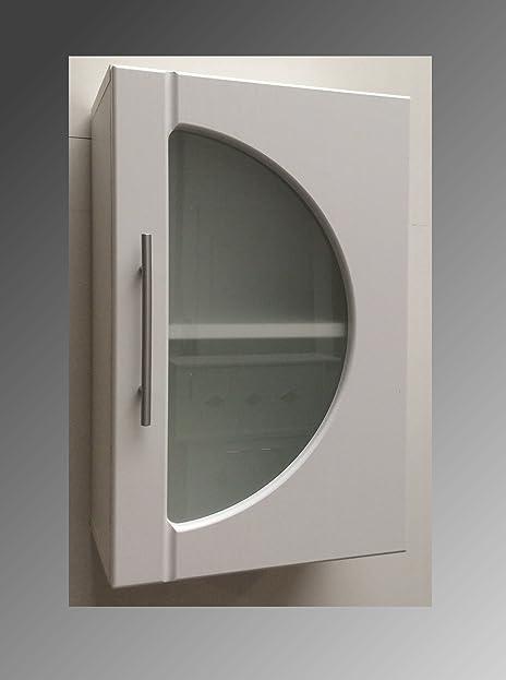 Badmöbel Badezimmer Möbel Weiß Wbu Unterschrank Hänger Bad Glas