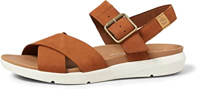 Timberland Wilesport Leather, Sandales Bride Cheville Femme