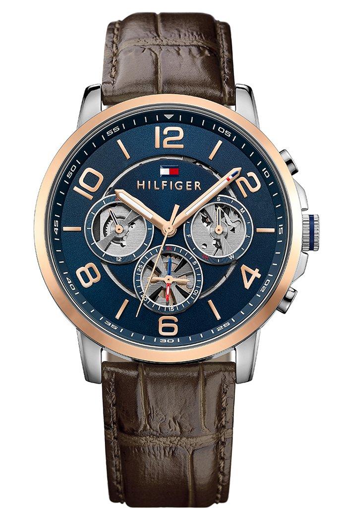 Reloj para hombre Tommy Hilfiger 1791290, mecanismo de cuarzo, diseño