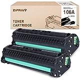 ZIPRINT (con chip) compatibile Toner HP 106A W1106A con HP Laser MFP 135a MFP 135w MFP 135r MFP 137fnw HP Laser MFP 107a 107w
