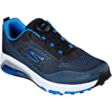 Skechers Air Twist Boa Waterproof – Scarpe da golf per uomo, colore: blu/nero