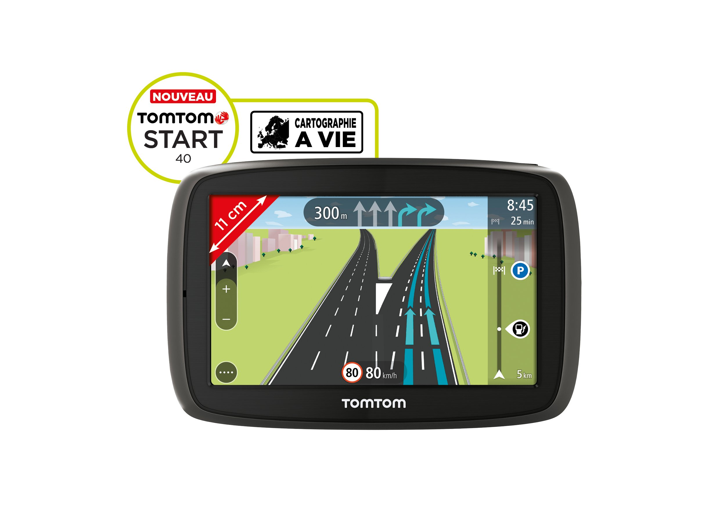 tomtom start 50 5 inch sat nav with uk and roi maps and. Black Bedroom Furniture Sets. Home Design Ideas