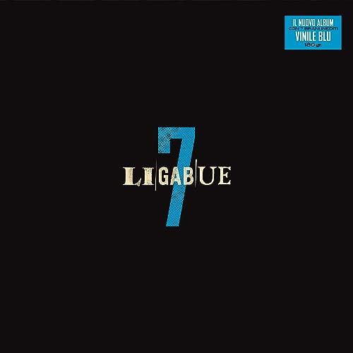 7 (Vinyl Blue)