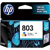 HP 803 Tri Color Original Ink Cartridge