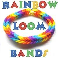 Rainbow Loom Bands Master