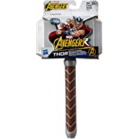 "Anokhe Collections Marvel Legends "" The Mighty Thor Cosplay "" Lightning Hammer with Sound for Kids Costume & Fancy Dress"