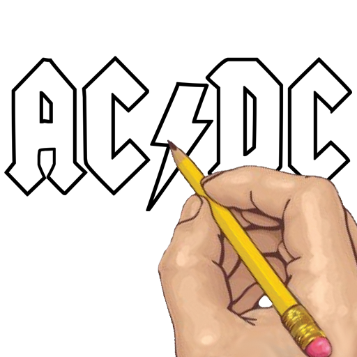 How to Draw: Band Logos (Ac-tools)