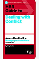 HBR Guide to Dealing with Conflict (HBR Guide Series) Paperback