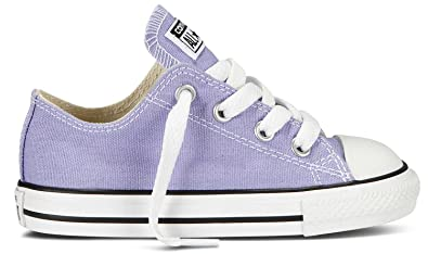 Converse - Converse All Star Girls' Sports Shoes Violet Material 742375C