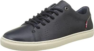 LEVIS FOOTWEAR AND ACCESSORIES Vernon, Sneaker Uomo, Blu (Navy Blue), 42 EU