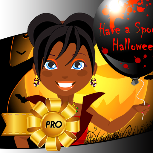 Halloween Dress Up-spiele (Games Beängstigend Halloween Up Dress)