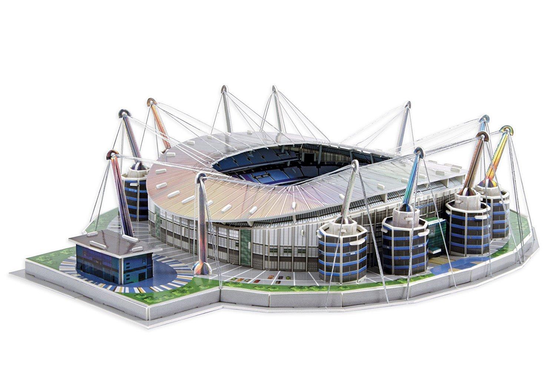 Favoloso Giochi Preziosi - Nanostad Puzzle 3D, Stadio Olimpico Lazio  BV76