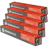 Starbucks Single Origin Colombia koffie, set van 5, medium roest, koffiekoffie, compatibel met Nespresso, 50 capsules