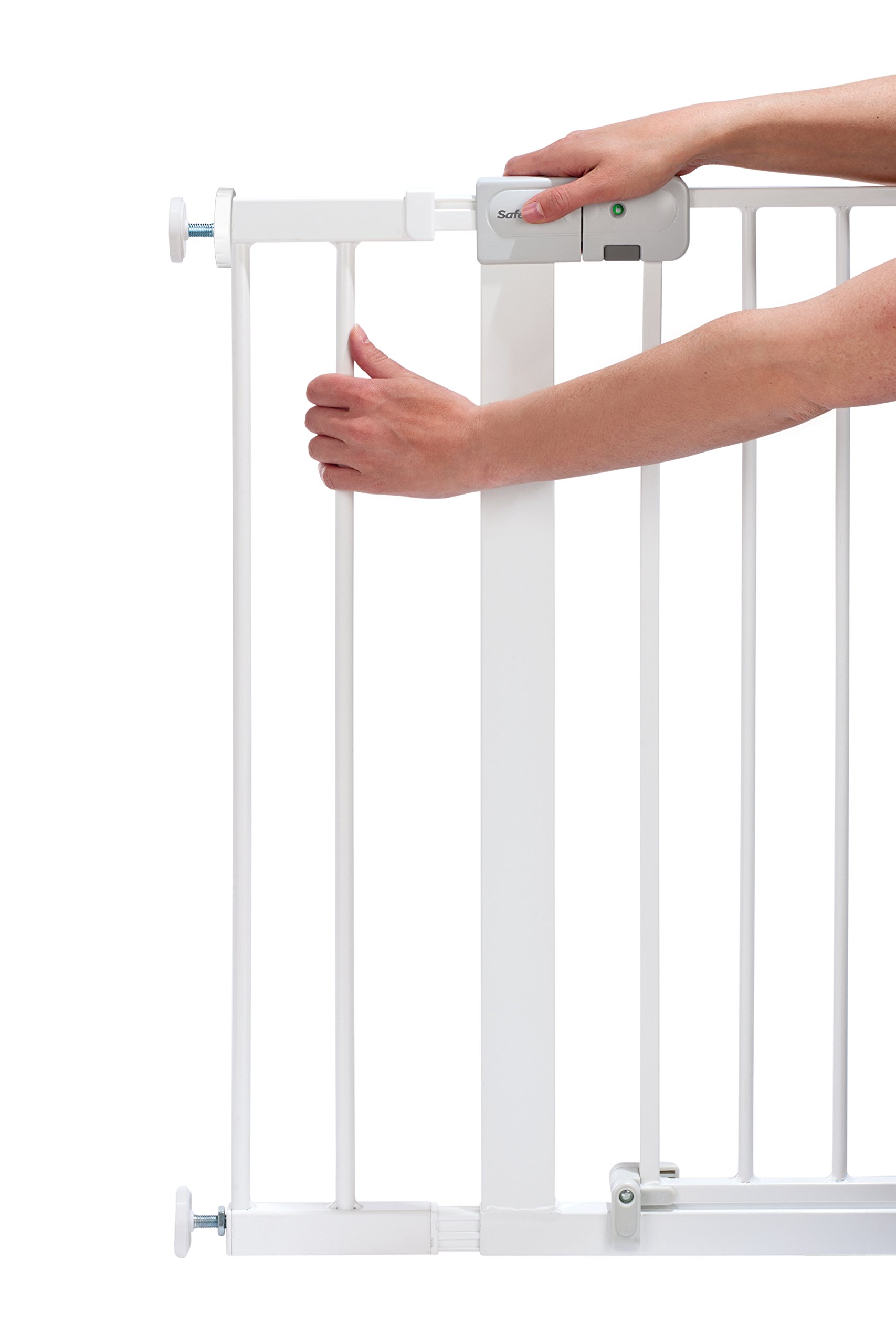 Safety 1st Extensions for Pressure Fit Gates, 14 cm, White