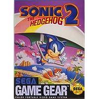 Sonic The Hedgehog 2 Sega (Game Gear)