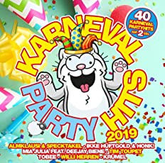 Karneval Party Hits 2019