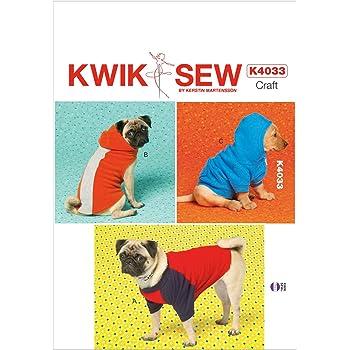 Butterick Schnittmuster Muster 6303 OS Hundeweste/Hundemantel und ...