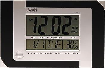 Ajanta ODC-160 Digital Clock(Multicolour)