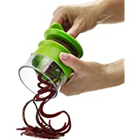 affetta verdure spiralizzatore taglia zucchine spaghetti Affettatrice Multifunzione per Spirale