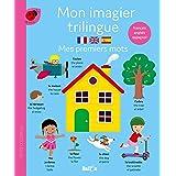 Mes 100 premiers mots: Mon imagier trilingue (Petite coccinelle)