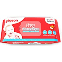 Pigeon Baby Skincare Wipes, 72 Sheets