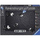Ravensburger Erwachsenenpuzzle 15260 Ravensburger 15260-Krypt Black-Erwachsenenpuzzle