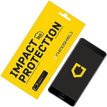 Pellicola Salvaschermo per OnePlus 3 / 3T di RhinoShield Resistente agli Urti Grazie alla Tecnologia di Smorzamento/ Dispersione ad Alta Resistenza agli Impatti - Protezione dello schermo resistente ai graffi e alle impronte digitali