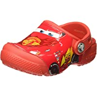 Crocs Fun Lab Disney And Pixar Cars Clog, Sabot Unisex – Bambini, US