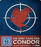 Die drei Tage des Condor / Limited Steelbook Edition (4K Ultra HD) (+ Blu-ray 2D)