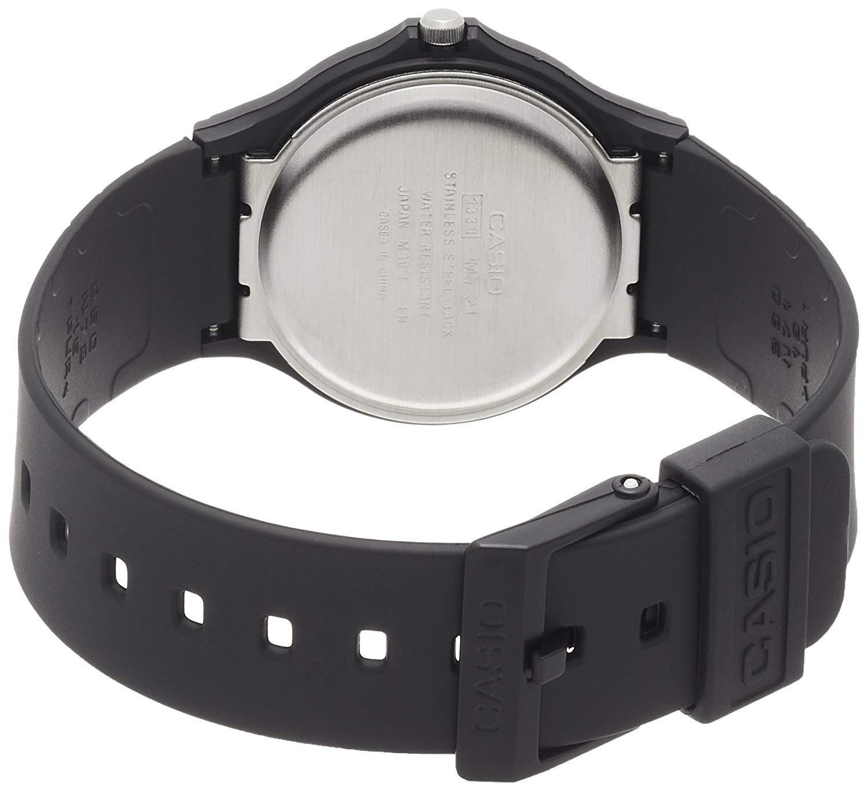 Casio Collection MQ-24-1B3LLEF, Reloj para Hombre, Negro