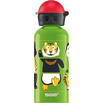 SIGG Kinder Trinkflasche Kicker grün 0,4 Liter NEU