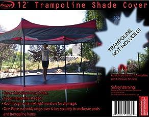Propel Trampolines Propel Shade Cover, 12', Multicolor