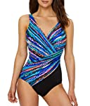Miraclesuit Women's Animal Spectrum Oceanus One-Piece
