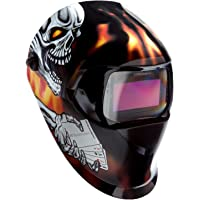 3M Speedglas - série 100 - Masque de soudage - Multicolore (Aces High)