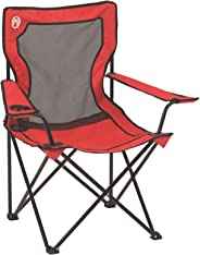 Coleman Camping Broadband Quad Chair with Mesh Back and Seat