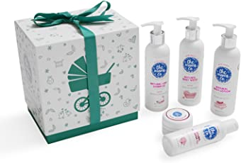 The Moms Co Baby Complete Care with Ribbon Gift Box