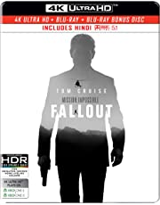 Mission: Impossible 6 - Fallout (Steelbook) (4K UHD + Blu-ray + Blu-ray Bonus Disc) (3-Disc)