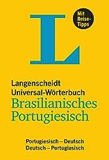 Langenscheidt Universal-Wörterbuch Brasilianisches Portugiesisch - mit Tipps für die Reise: Portugiesisch-Deutsch/Deutsch-Portugiesisch (Langenscheidt Universal-Wörterbücher)