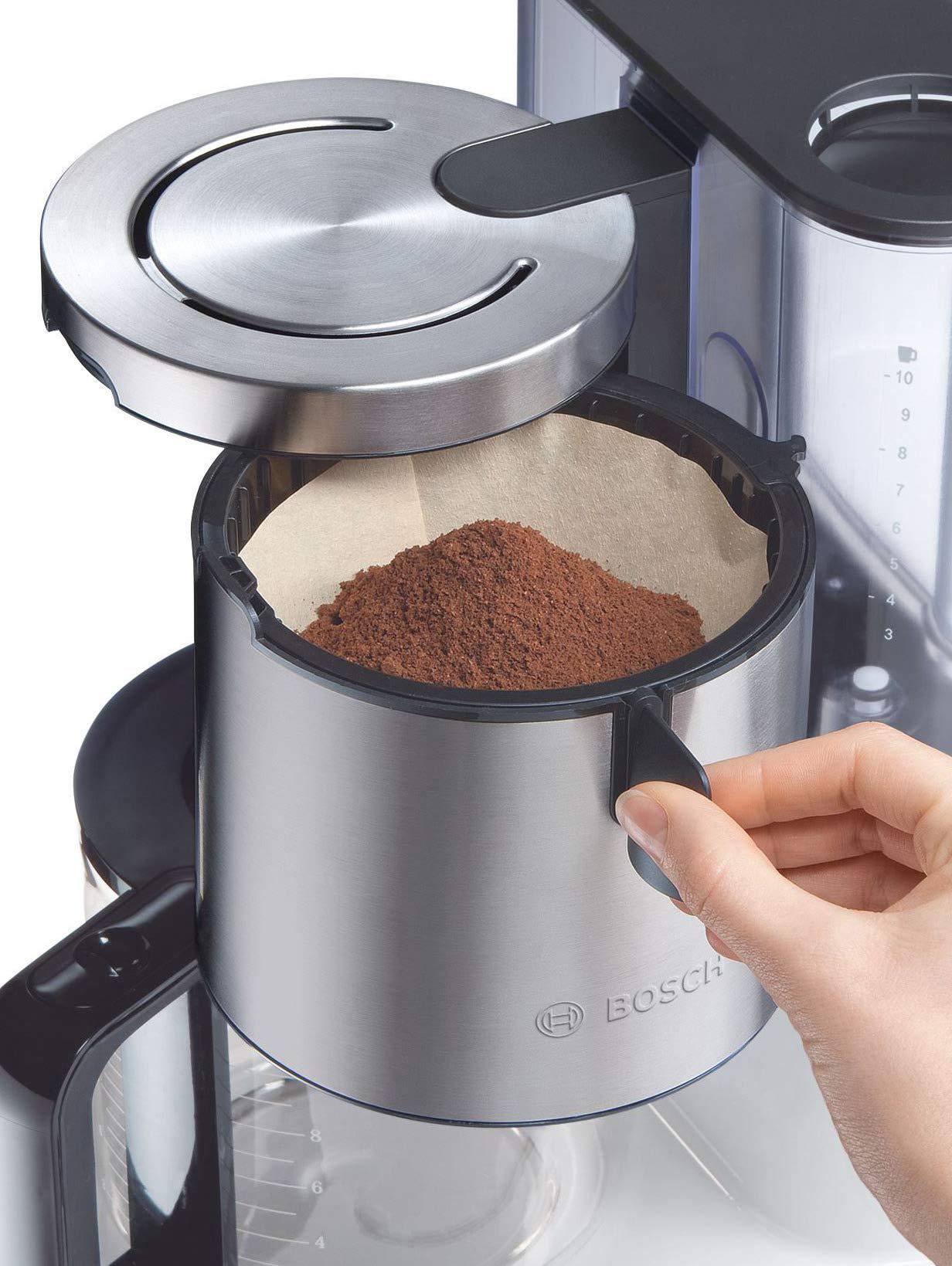 Bosch-TKA8631-Kaffeemaschine-Styline-fr-10-15-Tassen-1160-Wat