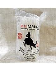 Meishi Vietnamese Gluten Free Rice Noodle, 400 g